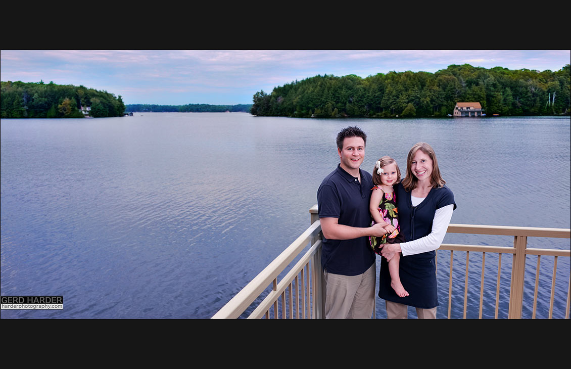 muskoka family photography